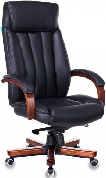 Кресло руководителя Бюрократ T-9922WALN…