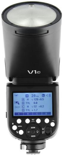 Фотовспышка Godox VING V1C TTL for Canon