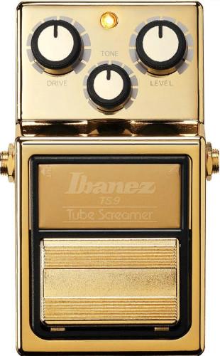 Педаль эффектов Ibanez TS9 Gold Limited…