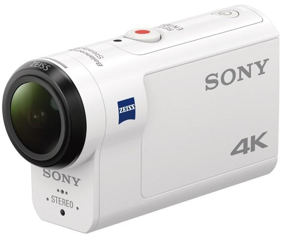Видеокамера Sony FDR-X3000 White