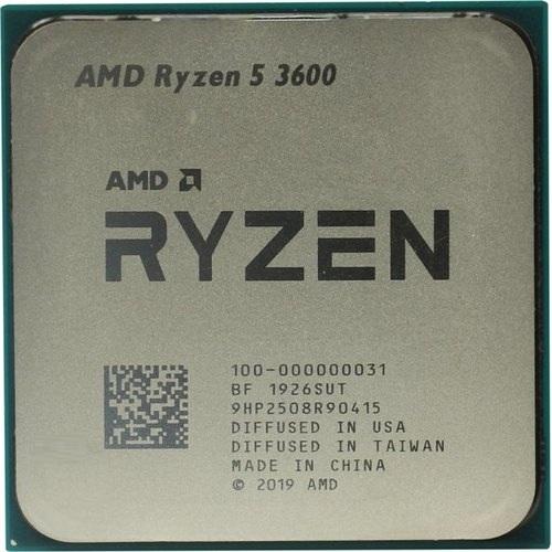 Процессор (CPU) AMD Ryzen 5 3600 3.6GHz OEM