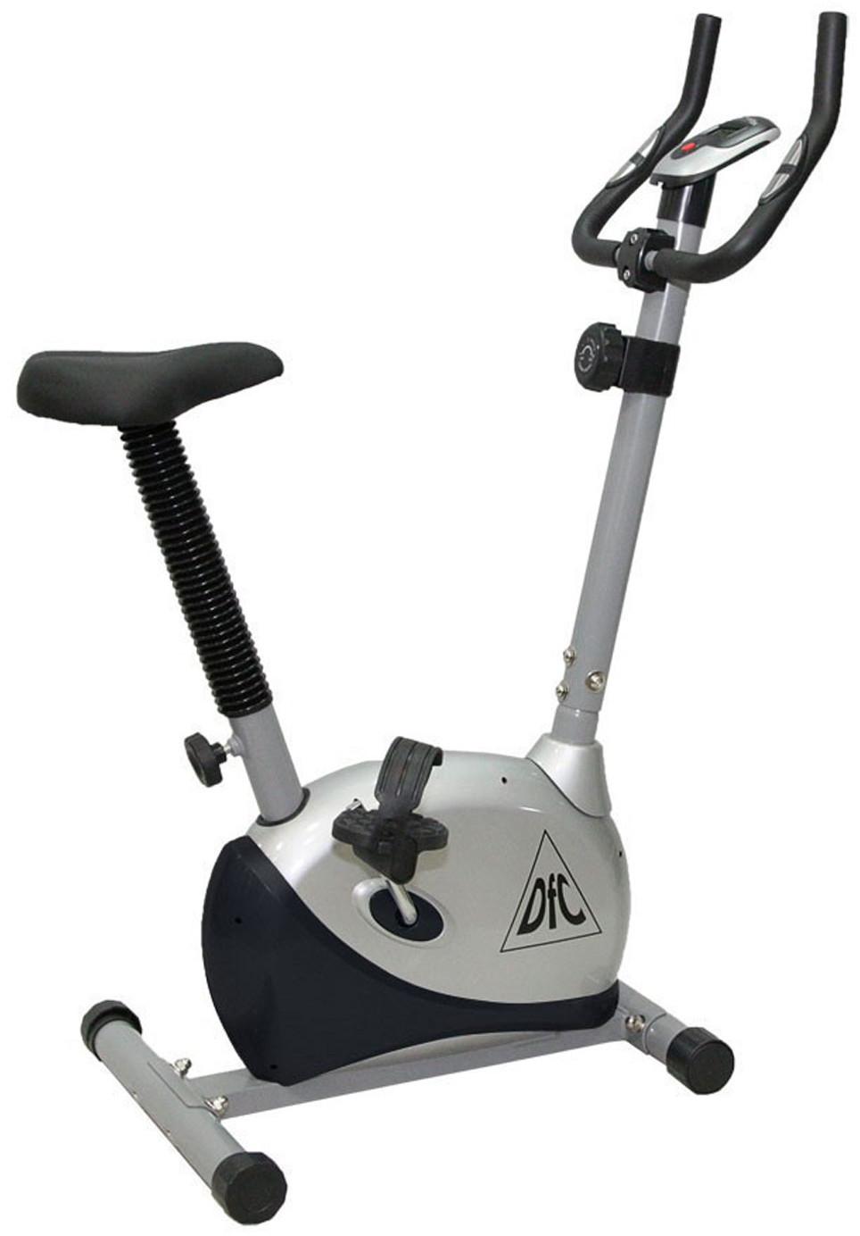 Велотренажер DFC B3.2 Black/Silver