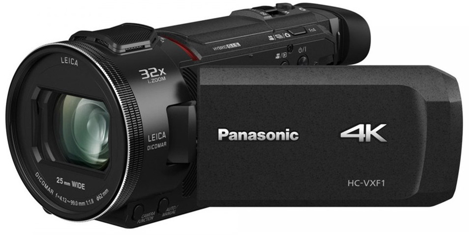 Видеокамера Panasonic HC-VXF1 Black