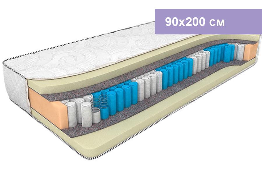 Матрас DreamLine Memory Smart Zone 90х2…
