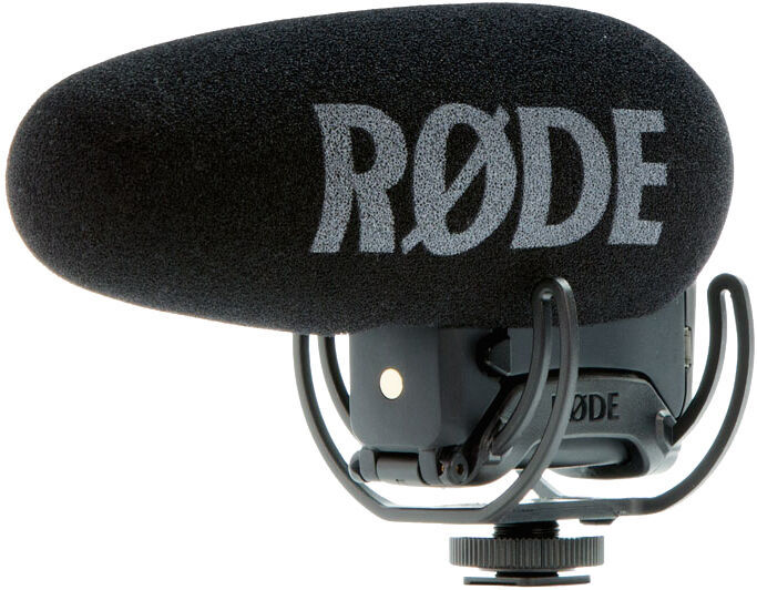 Микрофон Rode Videomic Pro Plus New
