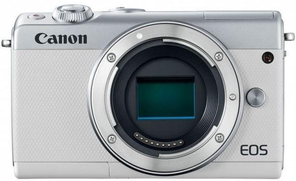 Фотоаппарат Canon EOS M100 Body White