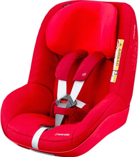 Автокресло Maxi-Cosi Pearl 2 Way Vivid Red (9-18 кг)