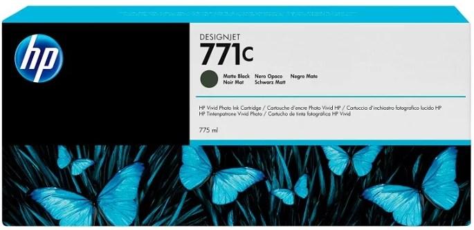Картридж HP B6Y07A Black