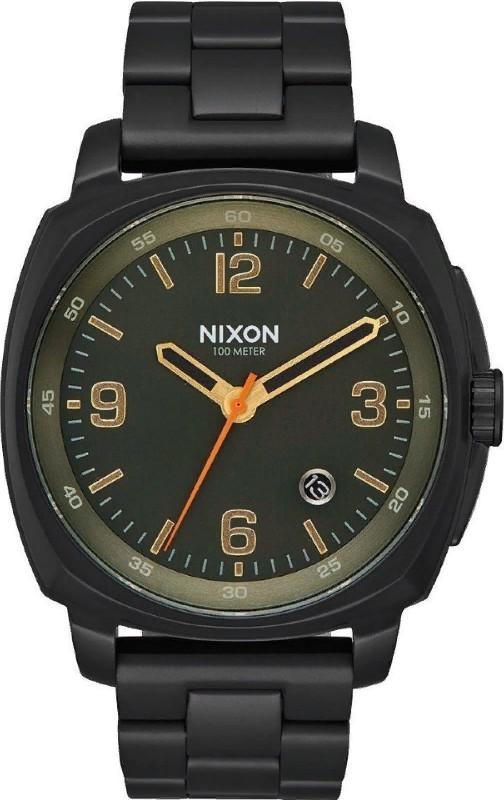 Наручные часы Nixon Charger 42mm All Bl…
