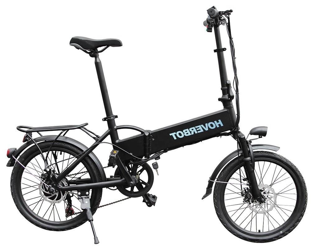 "Электровелосипед Hoverbot CB-8 Optimus черный 20"""