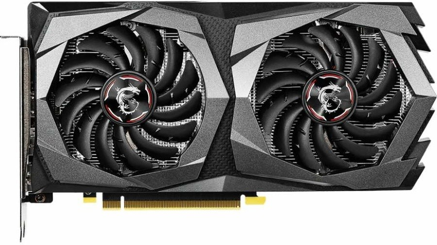 Видеокарта MSI GeForce GTX 1650 Gaming X 4Gb