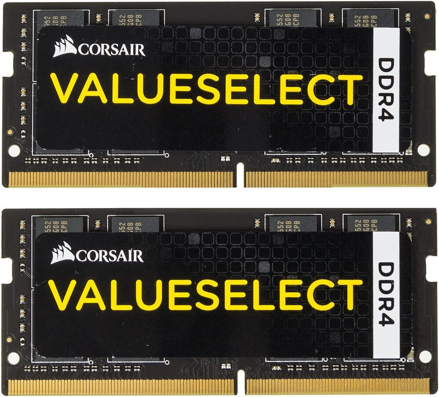 Модуль памяти Corsair ValueSelect SODIM…