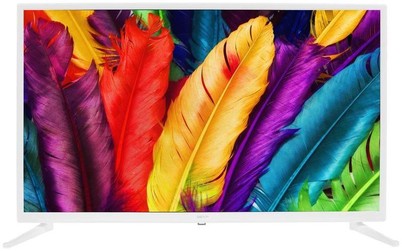 Телевизор Dexp H32D7300K/W