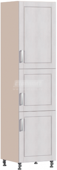 Пенал Столплит Регина 331-360-360-5376 песочный/риф белоснежный 60x237x56 см