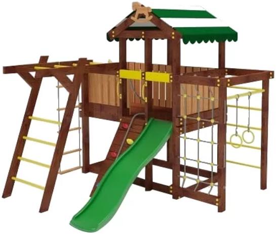 Мир детских площадок Савушка Baby-4 Play