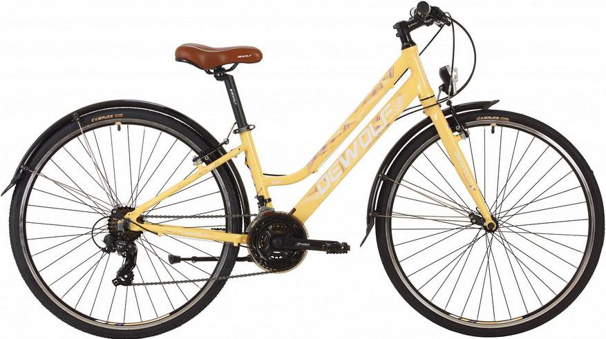 """Велосипед Dewolf Asphalt FR бежевый 27.5"""""""