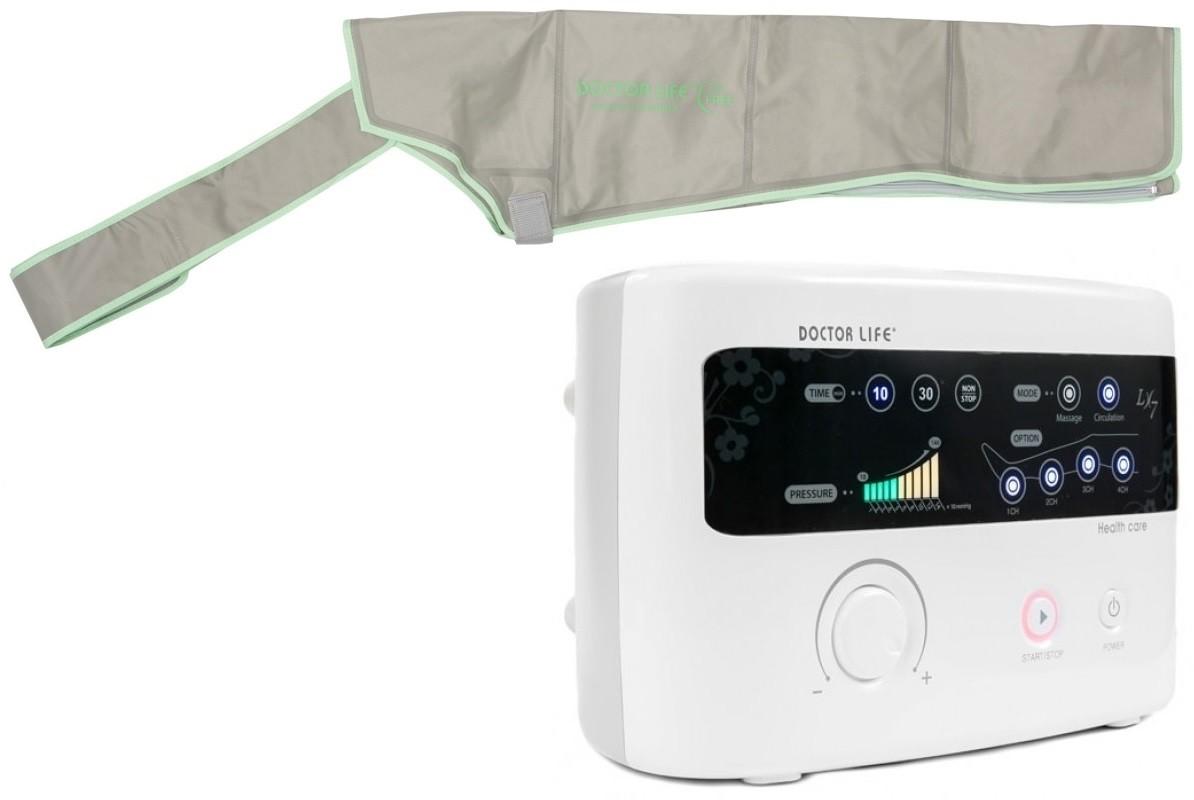 Аппарат для прессотерапии Doctor Life LX7 + манжета для руки