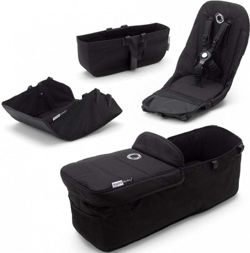 Комплект для коляски Bugaboo 180121ZW02 Black
