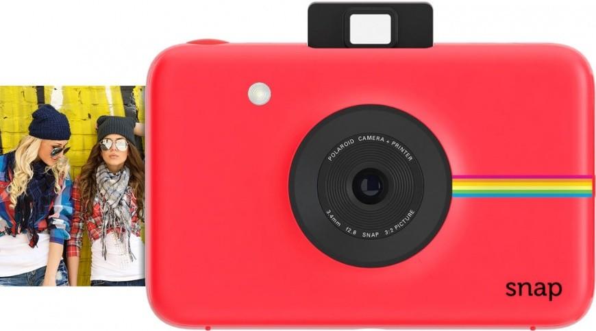 Фотоаппарат Polaroid Snap Red