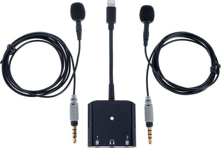 Микрофон Rode SC6-L Mobile Interview Kit