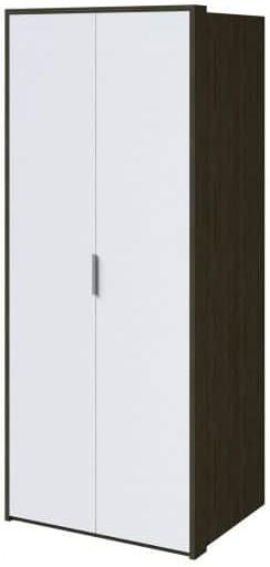 Шкаф Интердизайн Тоскано ясень темный/белый 2209x968x599 см