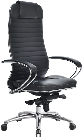 Игровое кресло Метта Samurai KL-1 черный