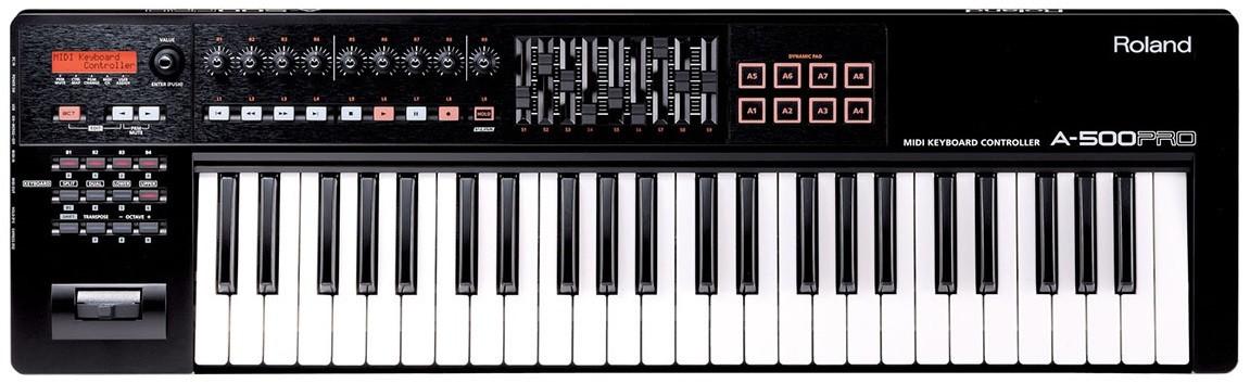Миди-клавиатура Roland A-500Pro-R
