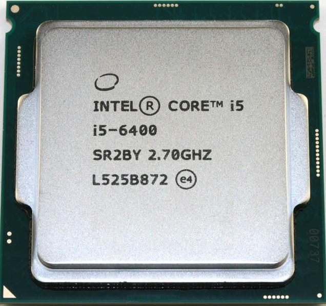 Процессор (CPU) Intel Core i5-6400 2.7G…