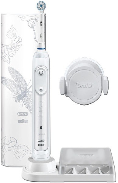 Электрощетка Braun Oral-B Genius 10000N Lotus White