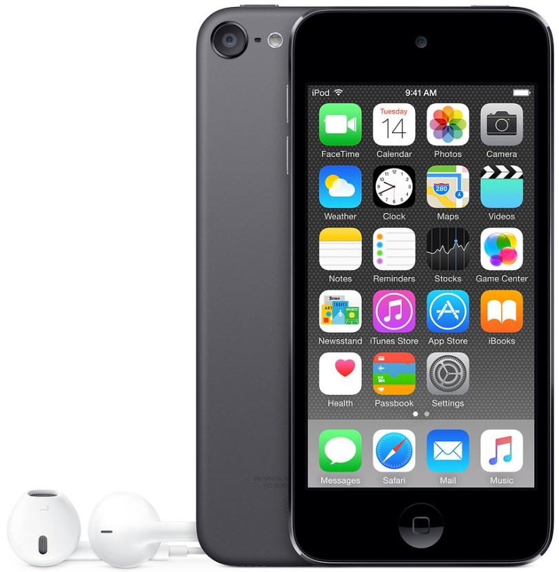 Mp3 плеер Apple iPod Touch 7 128Gb Space Grey