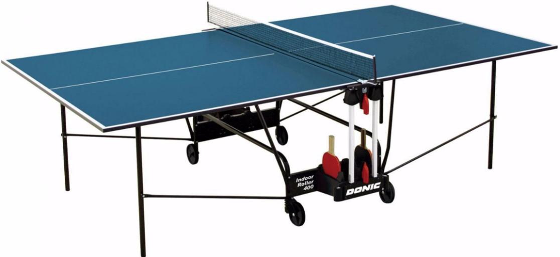 Теннисный стол Donic Indoor Roller 400 …