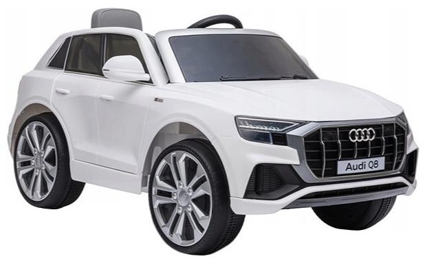 Электромобиль ToyLand Audi Q8 White