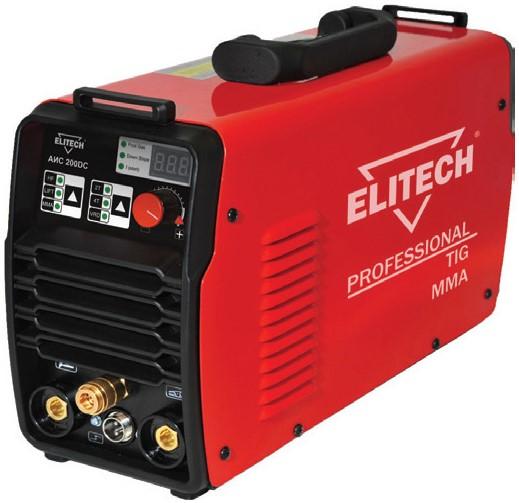 Elitech TIG АИС 200DC