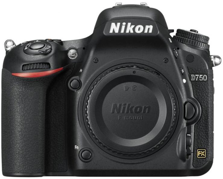 Фотоаппарат Nikon D750 Body Black