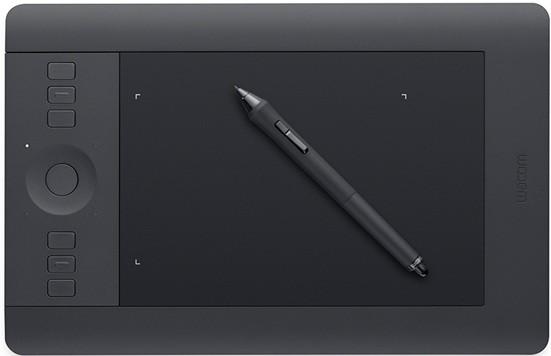 Графический планшет Wacom IntuosPro Sma…
