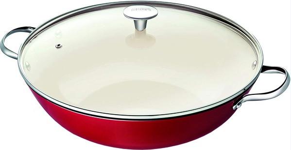 Сковорода-вок Beka Arome 34см