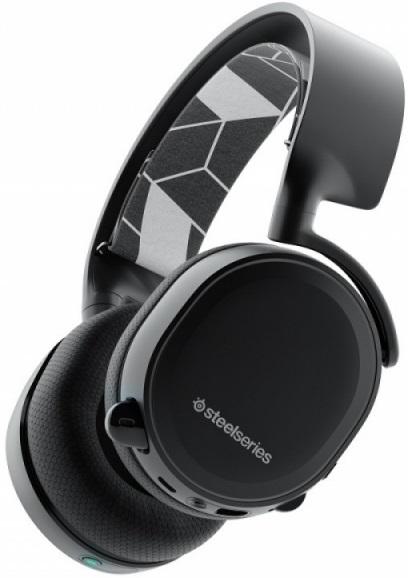 Гарнитура SteelSeries Arctis 3 2019 Black