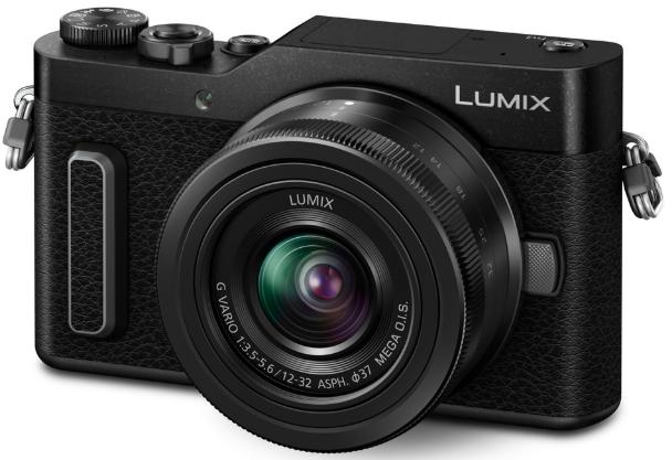 Фотоаппарат Panasonic Lumix DC-GX880 Kit 12-32mm Black