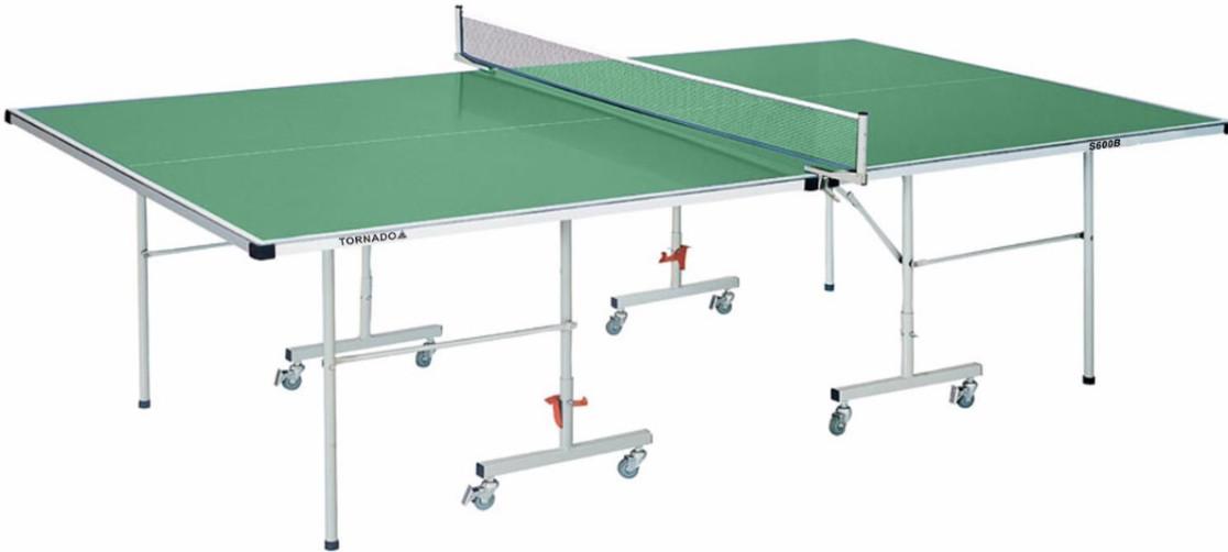 Теннисный стол DFC Tornado S600G Green