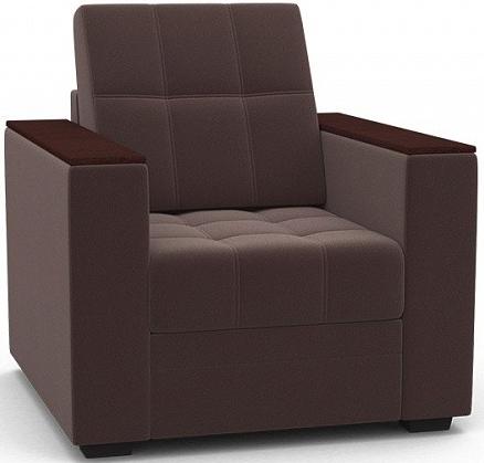 Кресло-кровать Цвет Диванов Атланта Next светло-коричневый 108x90x94 см
