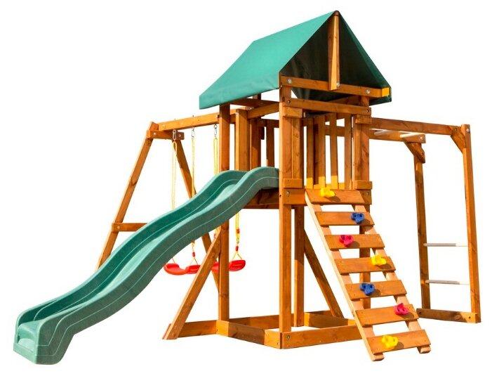 Игровая площадка Babygarden (с рукоходо…