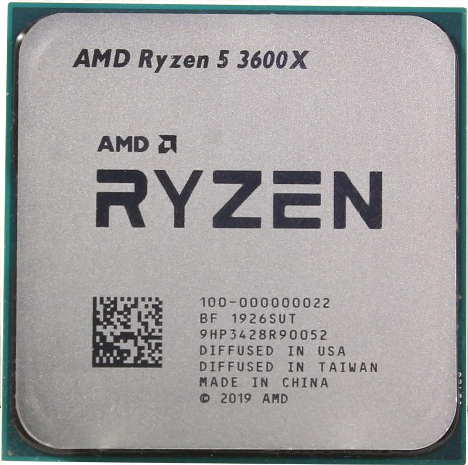 Процессор (CPU) AMD Ryzen 5 3600X 3.8GHz OEM