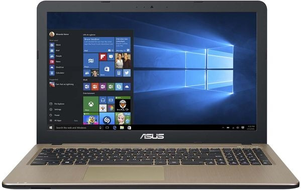 "Ноутбук Asus F540UB-GQ1225T 15,6""/2,3GHz/4Gb/500Gb/GeForce MX110/W10 Black"