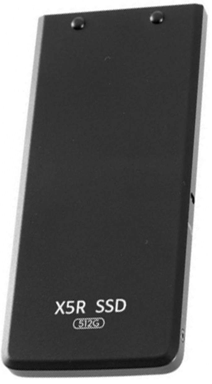 SSD-накопитель DJI Zenmuse X5R Part 2 512Gb/SSD