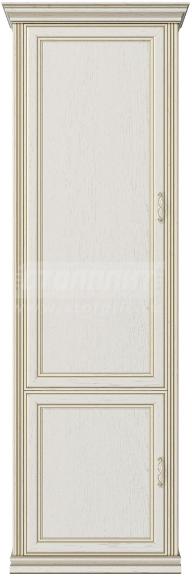 Шкаф Столплит Венето ГТ.0122.303 дуб леонардо/патина золото 73x219x47 см