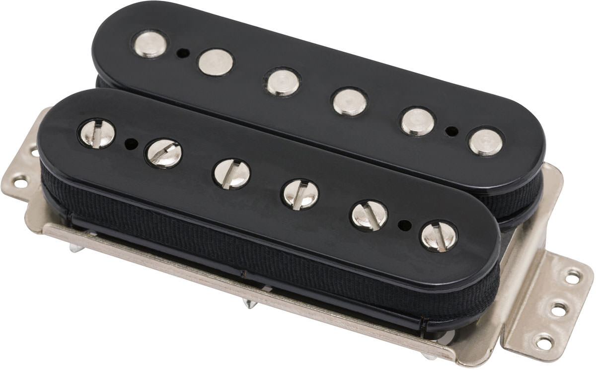 Звукосниматель Fender Double TAP HB BLK