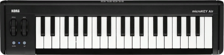 Миди-клавиатура Korg microKEY2-37 Bluetooth Midi Keyboard