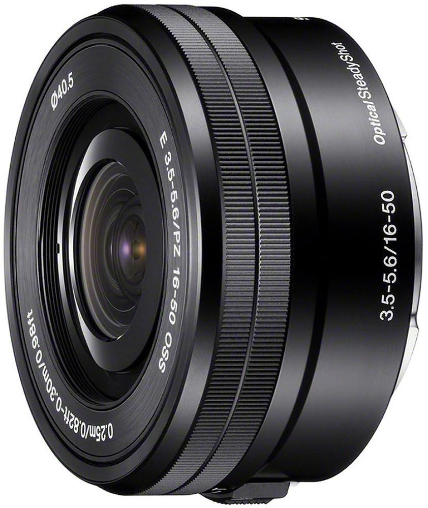 Объектив Sony E 16-50mm f/3.5-5.6 PZ OS…
