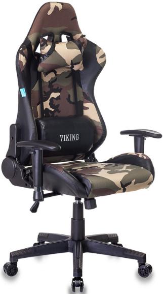 Игровое кресло Бюрократ CH-778N/CAMOUFLAGE камуфляж