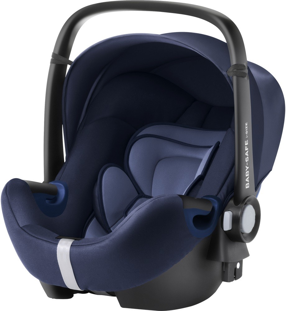 Автокресло Britax Roemer Baby-Safe2 i-Size Moonlight Blue (0-13 кг)